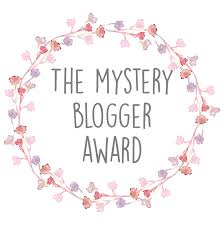 logo do mystery blogger award