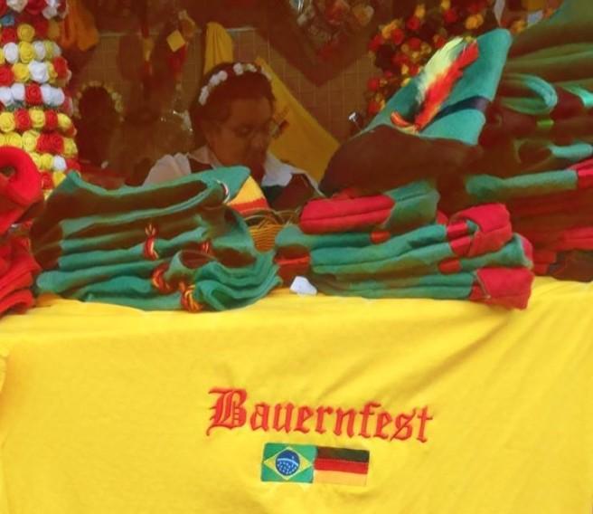 camiseta bauernsfest
